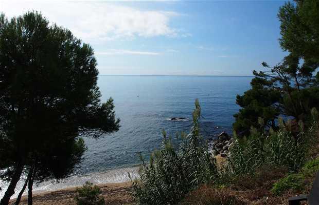 Camino Costero GR92 de Calonge a Playa de Aro
