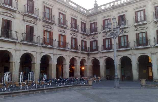 Plaza de Españ