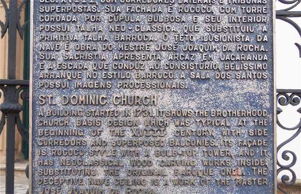Iglesia de San Domingo