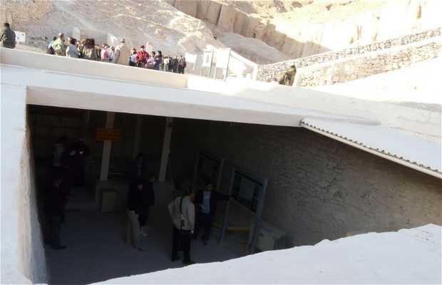 Tombe de Tutankamon