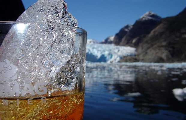 Whisky Milenario en la laguna San Rafael