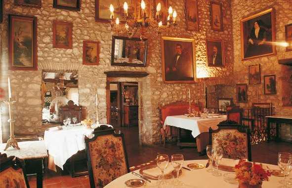 Restaurant Mas Pau