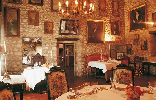 Restaurante Mas Pau