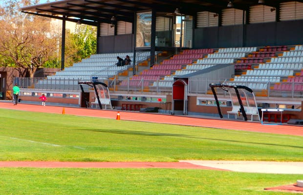 Estadio Manolo Maciá