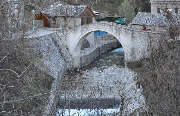 Puente torcido - Kriva Cuprija