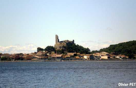 Castillo medieval de Gruissan