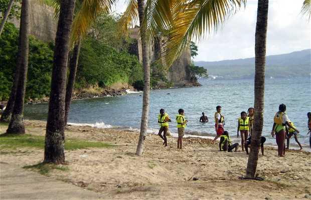 Spiaggia Pointe du Bout