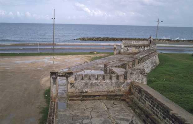 Murailles de Carthagène des Indes