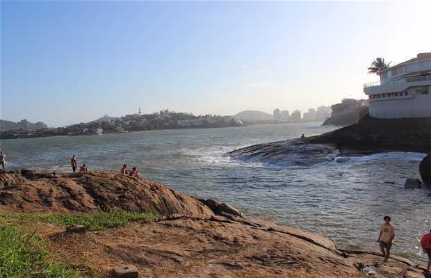 Praia das Castanheiras - Ilha do Frade