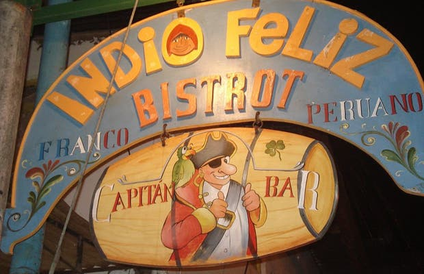 El Indio Feliz Restaurant Bistro