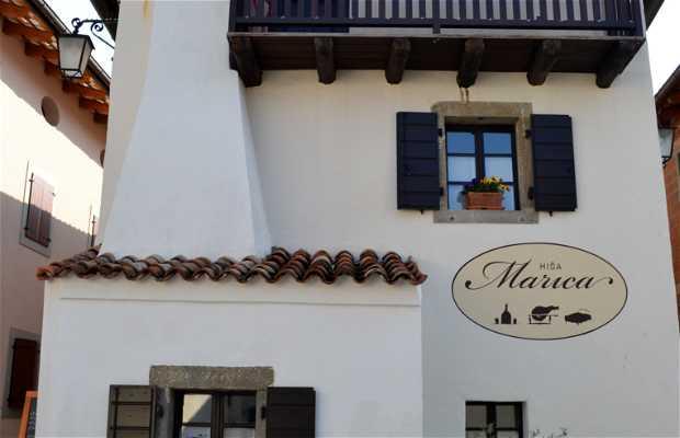 Osteria Hisa Marica