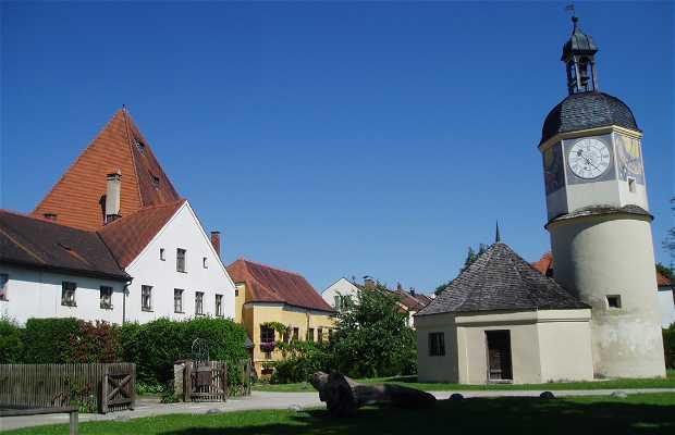 El Castillo de Burghausen