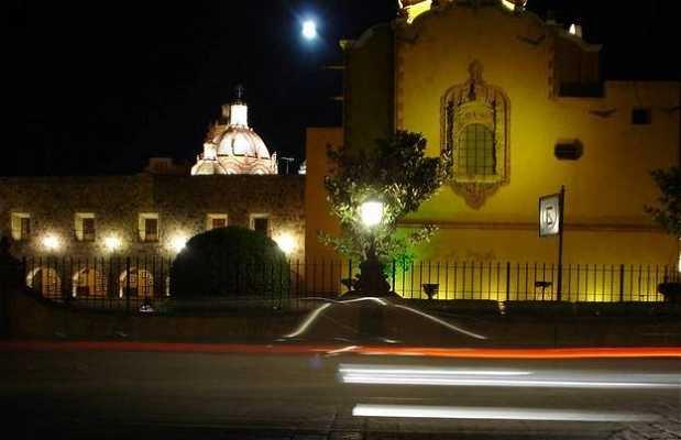 San Luis Potosí, ciudad antigua y colonial