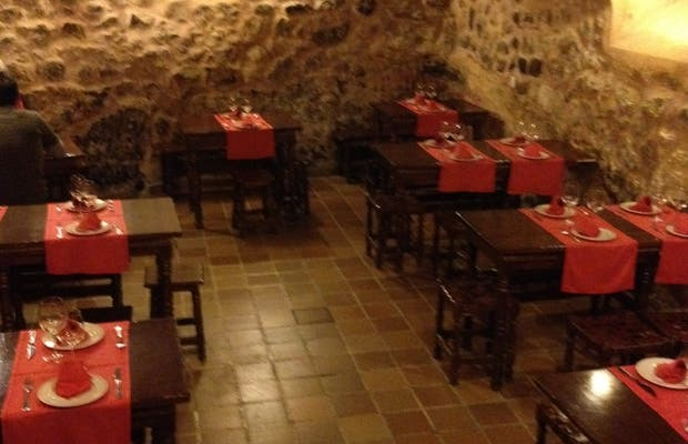 Meson La Cueva de San Esteban