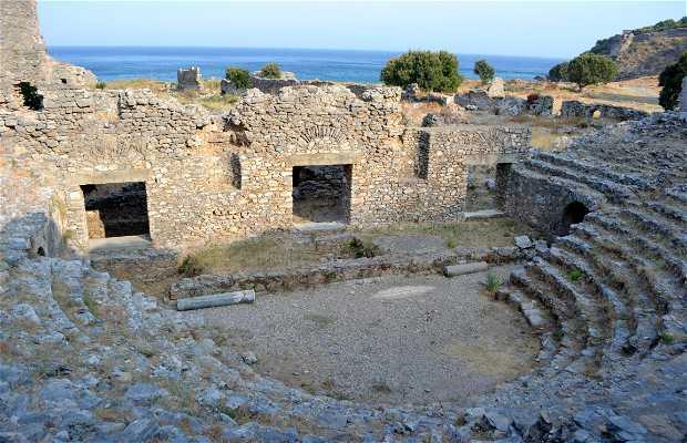 Antigua ciudad di Anemurium