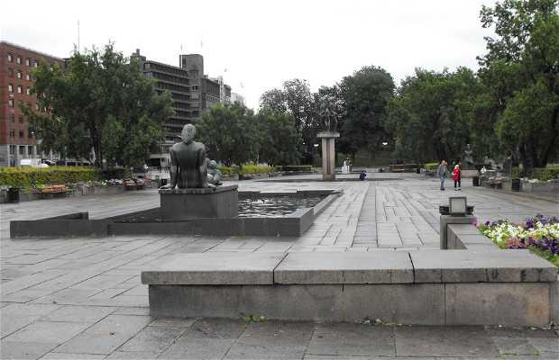 Town Hall Square Radhusplassen