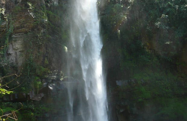Cascada en los alrededores del Blyde Canyon