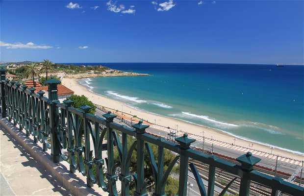 El balcón del Mediterráneo