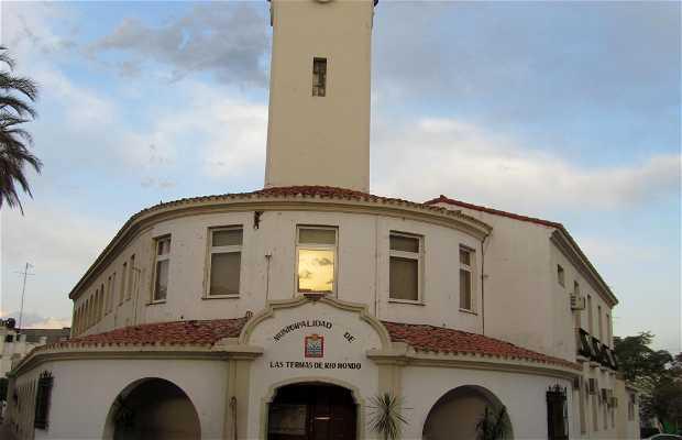 Municipalidad de Las Termas de Río Hondo