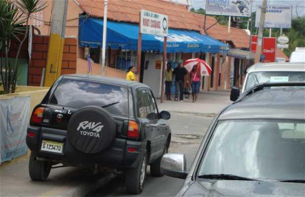 Calles de Higüey