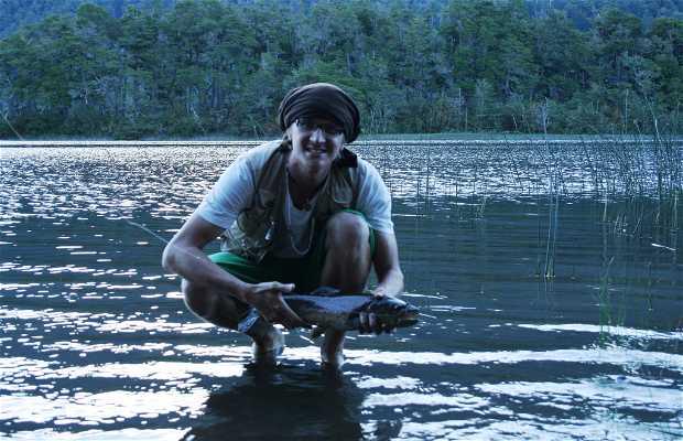 Pesca con mosca en Patagonia