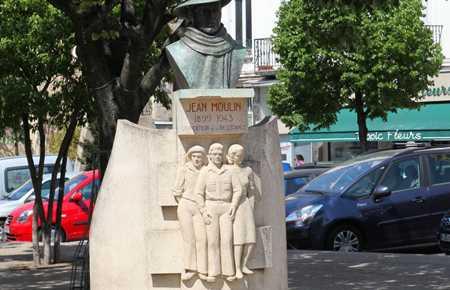 Plaza Jean Moulin