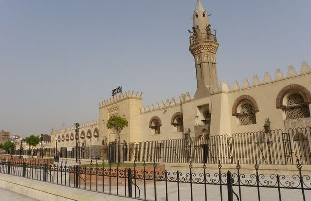 Mosquée d'Amr Ibn al As