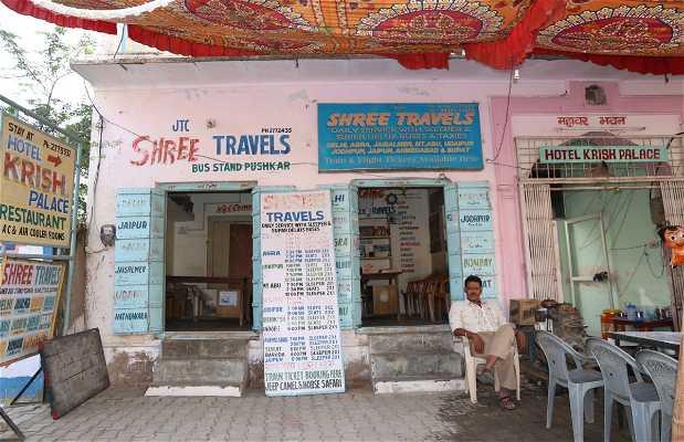 Estación de Autobuses de Pushkar