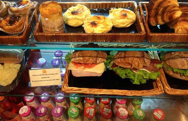 Madeira Story Centre Cafe