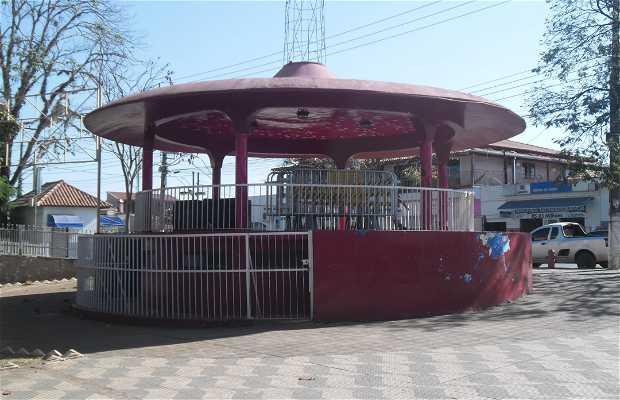 Praça Padre Cândido Suffi