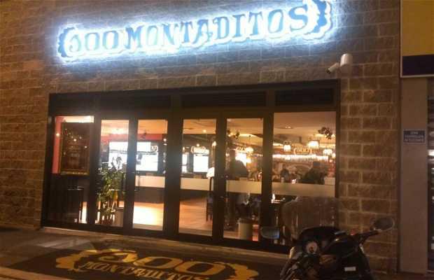 100 Montaditos - Centro commerciale Anagnina