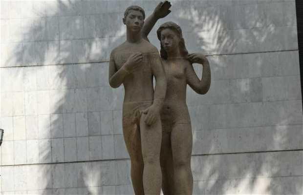 Monumento de la juventud brasileña