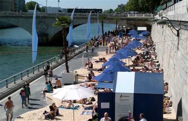 Playa de París