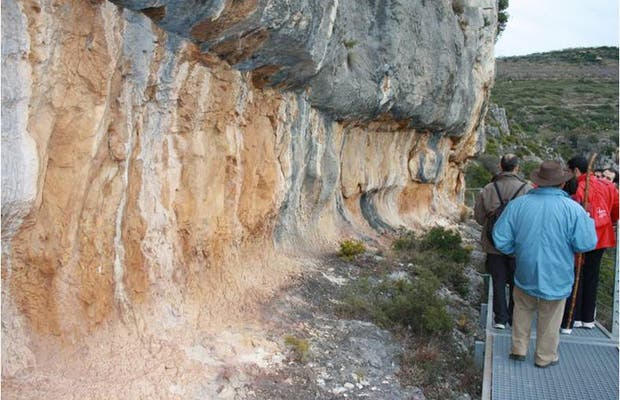 Pinturas rupestres de La Valltorta