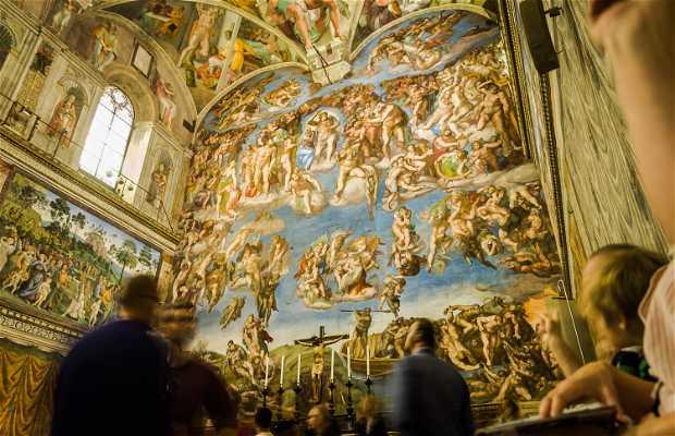 La Cappella Sistina
