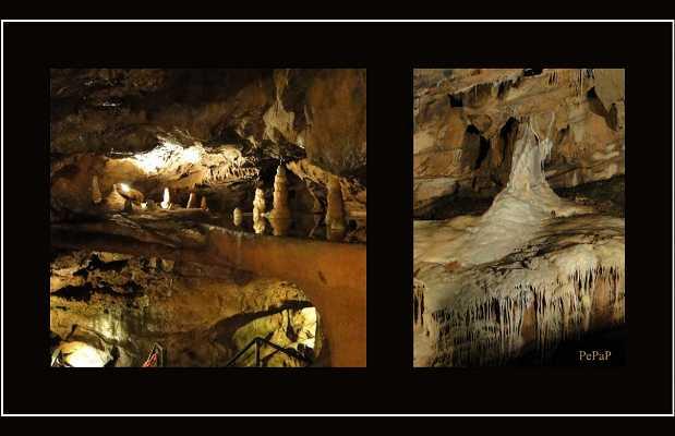 Grottes de Cheddar