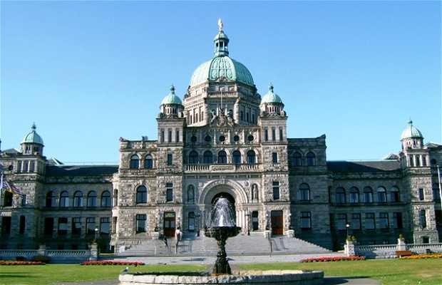 Parlamento de la British Columbia