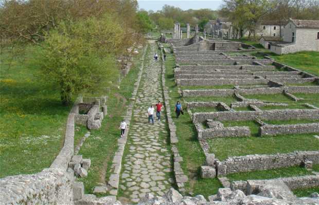 Zona Archeologica di Altilia