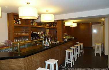 Restaurante El Aliviadero de Compuertas