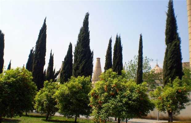 Jardines de la cartuja en sevilla 4 opiniones y 16 fotos for Jardines de la cartuja
