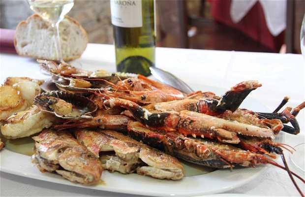 A Mirandilla Restaurant