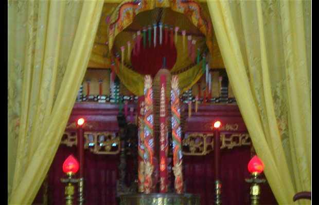Templo De Los Reyes Hung