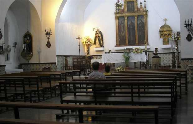 Church of Sant Antoni de Portmany