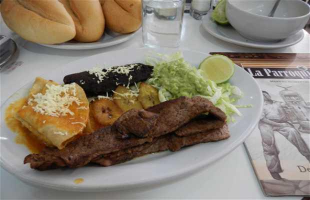Cafe de la Parroquia (Centro)