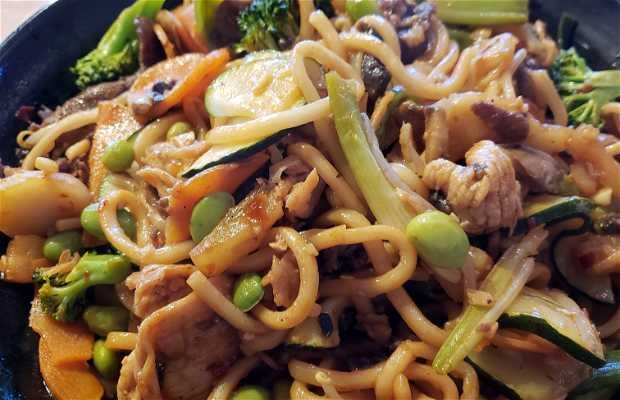 YC's Mongolian Grill