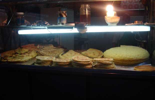 Breakfast in Fez/Fés