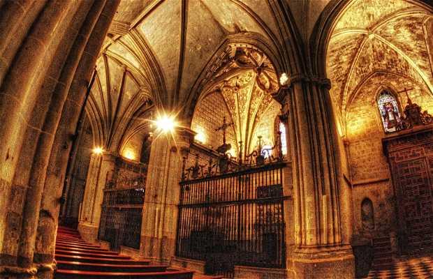 La Cathédrale de Palencia