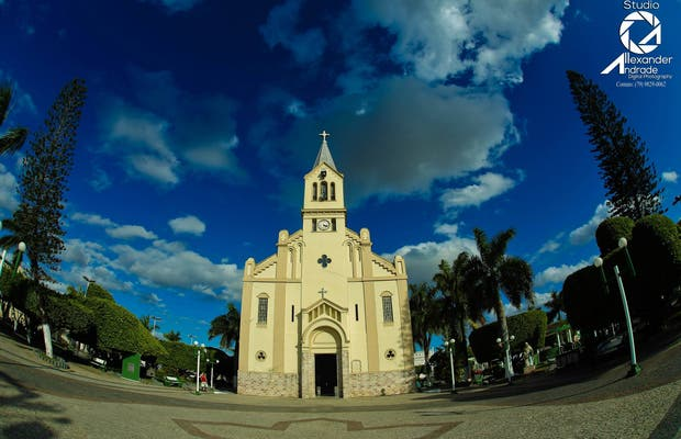 Igreja Matriz Nossa Senhora Sant'Anna
