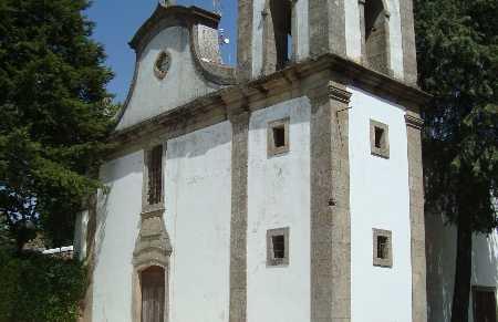 Église de Santa Maria do Castelo