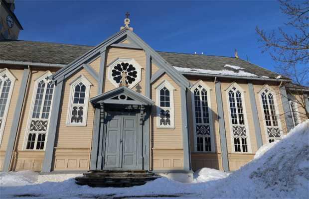 Domkirke-catedral de Tromso